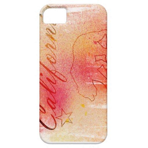 California Spray Paint iPhone 5 Cover