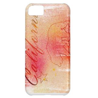 California Spray Paint iPhone 5C Cover
