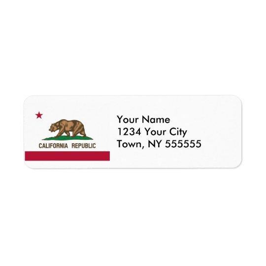 California State Flag