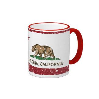California State Flag Altadena Coffee Mug