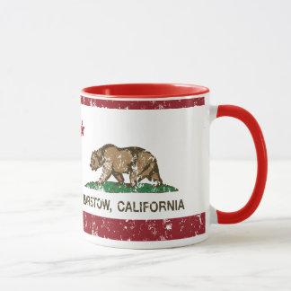 California State Flag Barstow Mug