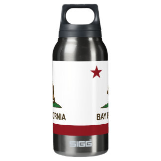 California State Flag Bay Point 10 Oz Insulated SIGG Thermos Water Bottle