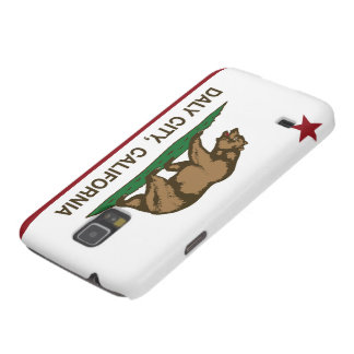 California State Flag Daly City Galaxy Nexus Cover