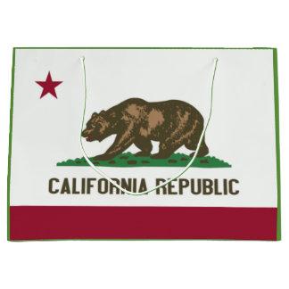 California State Flag Gift Bag