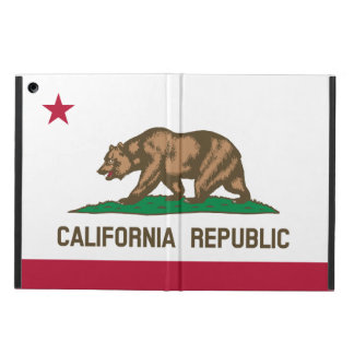 California State Flag iPad Case