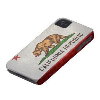 California State Flag iPhone 4 Case-Mate Cases