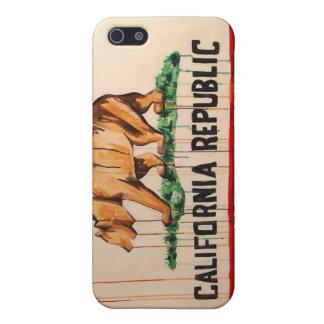 California State Flag iPhone 5 Case