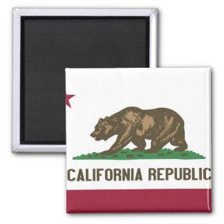 California State Flag Fridge Magnets
