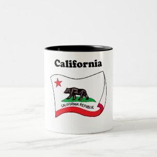 California State Flag Coffee Mugs