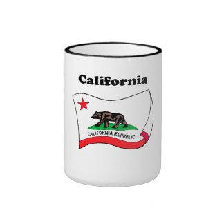 California State Flag Coffee Mug