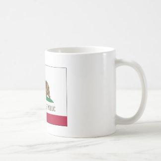 California State Flag Basic White Mug