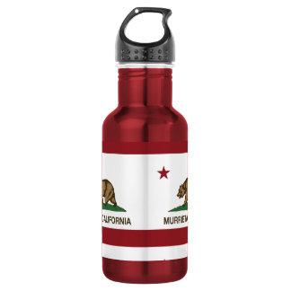 California State Flag Murrieta 532 Ml Water Bottle