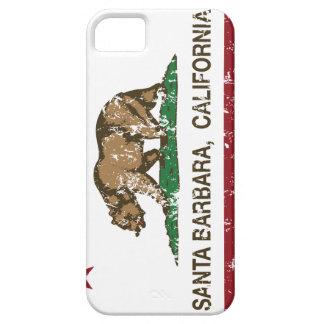 California State Flag Santa Barbara iPhone 5 Cases