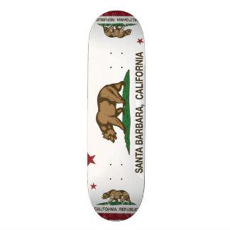 California State Flag Santa Barbara Skate Boards