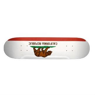 California State Flag Skateboard Deck