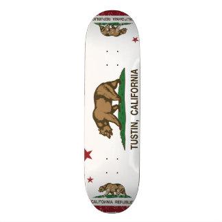 California State Flag Tustin Skate Board