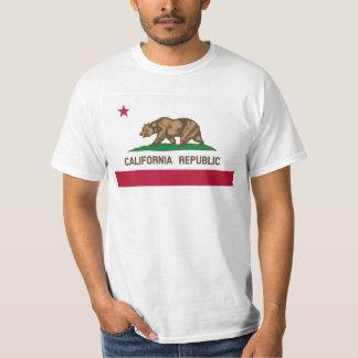 California State Flag Value T-Shirt
