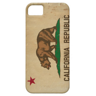 California State Flag VINTAGE iPhone 5 Covers