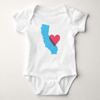 California State Love Baby Shirt