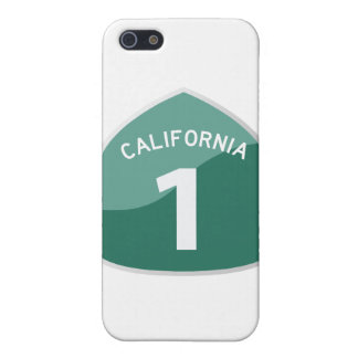 California State Route 1 Pacific Coast Highway iPhone 5 Case