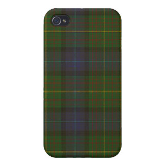 California state tartan iPhone 4/4S cover