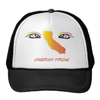 CALIFORNIA STRONG SNAPBACK CAP