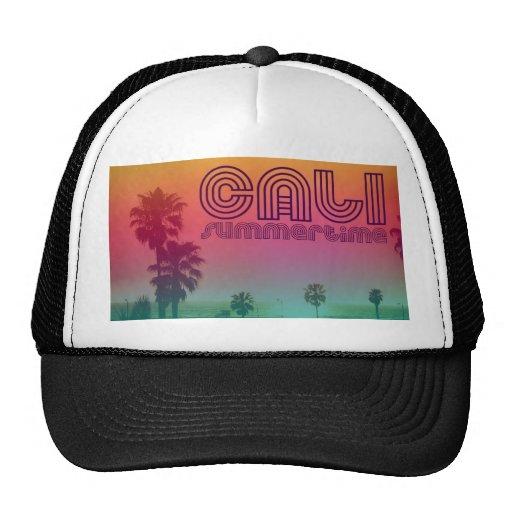 california summertime hats