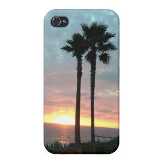 California Sunset iPhone 4 Cover
