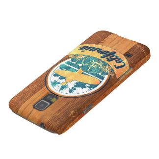 California surfboard galaxy s5 cases