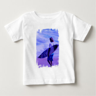 California Surfer Baby T-Shirt