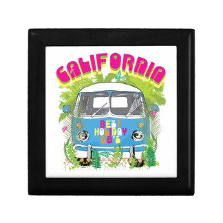 California Surfing Van Gift Box