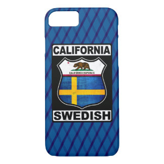 California Swedish American Phone Case