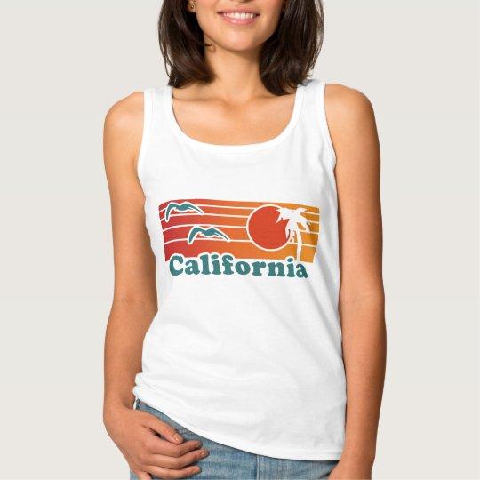 California Tank Top