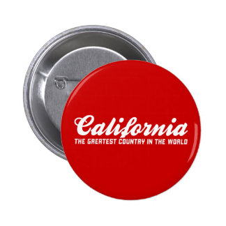 california the greatest country in the world pin