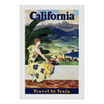 California This Summer Poster