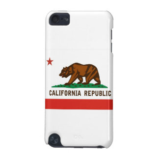 california usa state flag case united america iPod touch (5th generation) covers