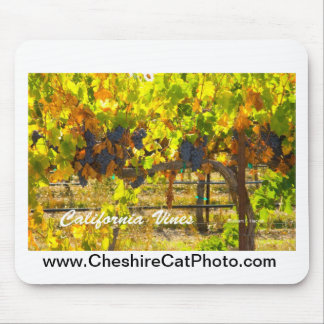 California Vines California Products Mousepads
