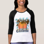 California Vintage Souvenir T Shirts