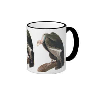 California Vulture (California Condor), Audubon Mugs