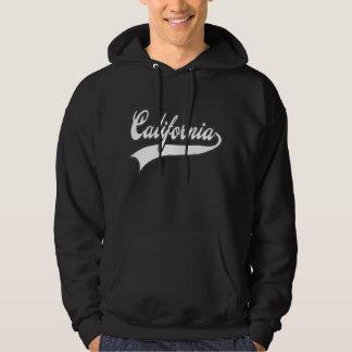 california - white hoody