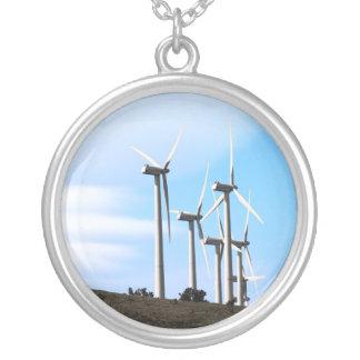 California Windmills Necklaces