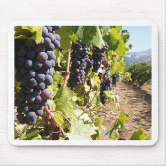 California Wine Country Mouse Mat