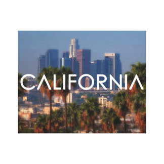 California - YG! Canvas Print