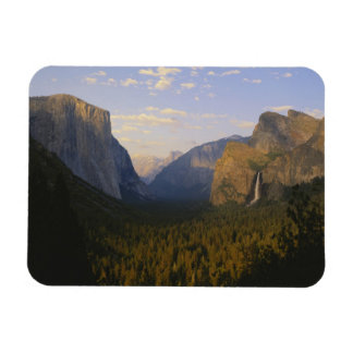 California, Yosemite National Park, Yosemite Rectangular Photo Magnet