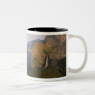 California, Yosemite National Park, Yosemite Two-Tone Coffee Mug