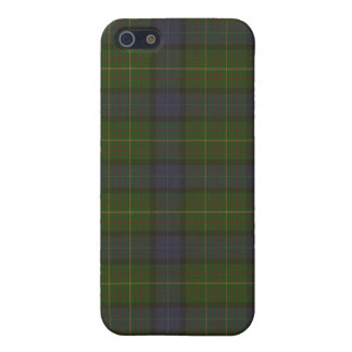 Californian tartan case for the iPhone 5