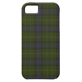 Californian tartan tough iPhone 5 case