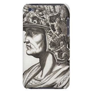 Caligula Caesar (12-41 AD), 1596 (engraving) Barely There iPod Cover
