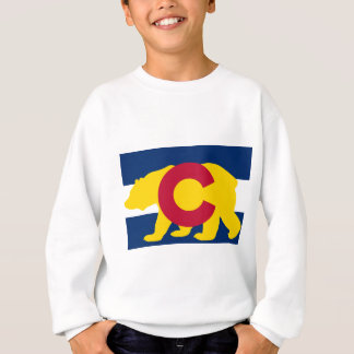 Calirado Republic Flag Sweatshirt
