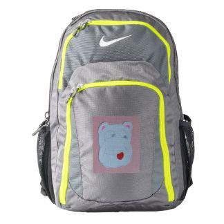 Calire Dark Grey/Volt Nike Performance Backpack